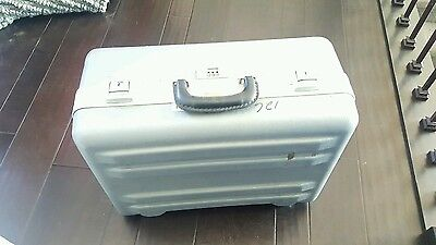 Jensen Electronic Technician Repair Service Carry Tools Hard Case With Keys