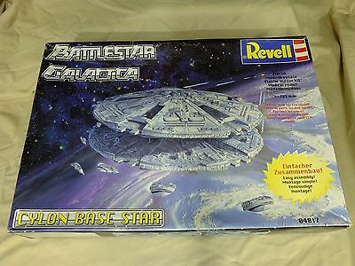 Cylon Basestar Model Kit Revell Battlestar Galactica BSG Base Star