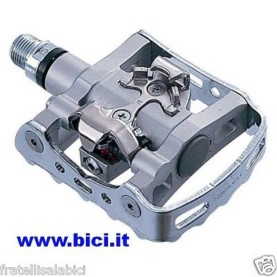 Pedales / Pedales / Pedales Mtb Shimano Pd-M324 Doble Uso Spd