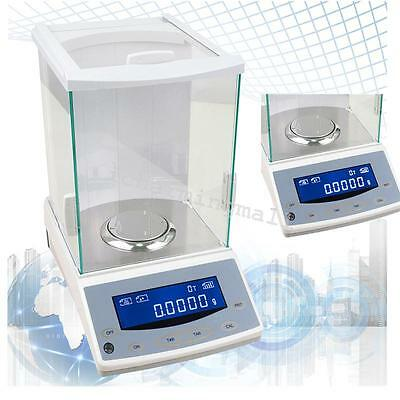 Big Sale 120 x 0.0001g 0.1mg Digital Analytical BalanceDigital Electronic Scale