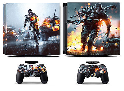 Video Games & Consoles 264 Vinyl Skin Sticker Cover For Sony Ps4 Pro Playstation 4 Pro Decals