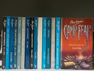 Point Horror - 15 Books Collection! (ID:41855)