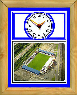 Football Clock Inverness Caledonian Caley Thistle