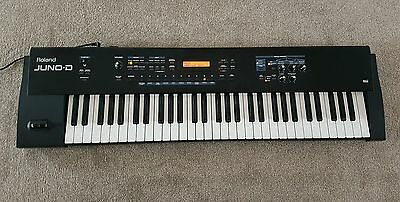 Roland Juno D Synth - 61 Keys, MINT condition