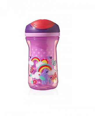 Tasse à Bec Isotherme Tommee Tippee EXPLORA Fille 300ml - 44602972 !!!