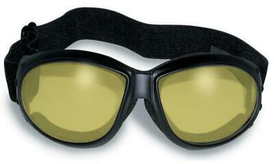 9c030383364 GLOBAL VISION ELIMINATOR 24YT Yellow-Photochromic Motorcycle Goggles ...