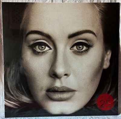 ADELE 25 LP 180g SEALED