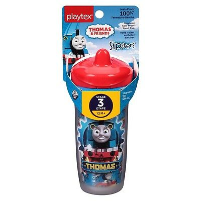 Playtex Sipsters Thomas the Train Spout Sippy Cups 1 ea