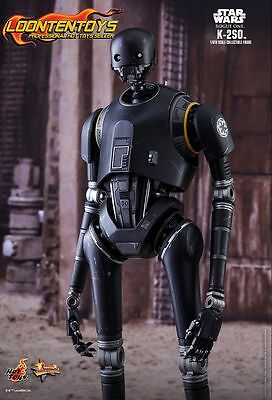 Hot Toys 1/6 MMS406 – Rogue One: A Star Wars Story – K-2SO