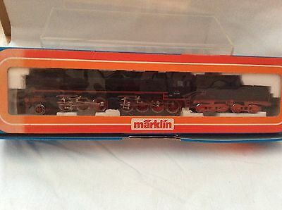Marklin H0 Gauge 3102 Borsig  Steam Locomotive - Boxed