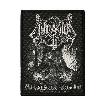 """Unleashed: As Yggdrasil Trembles"" Metal Band Album Art Sew On Applique Patch"