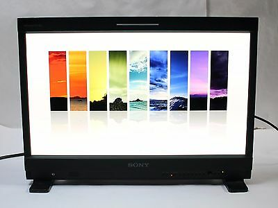 "Sony PVM-2541 25"" Trimaster EL OLED Professional Video Monitor SD/HD-SDI HDMI"