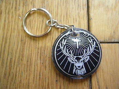 Jagermeister Liquor Alcohol Spirit Light Up Keyring Torch Bn Gift/nye/parties