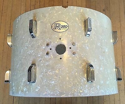 Vintage 1980's Rogers R-380 14x22 Bass Drum