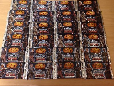 Topps Star Wars Force Attax Booster 00175 Clone Wars Series 4 Trading Cards Game