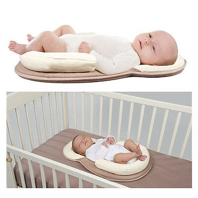 Baby Newborn Sleeping Positioner Ensuring the Perfect Position Anti Roll Pillow