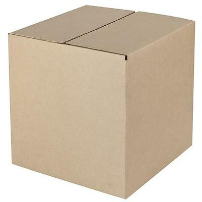 shipping boxes 10 Pk 20x20x20 Moving Box Cardboard Storage Carton Packing