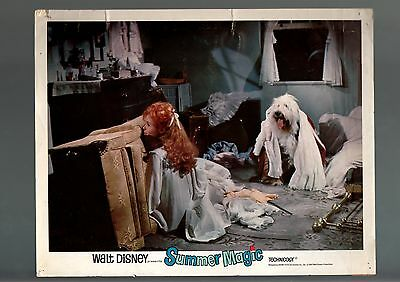 THE HUNCHBACK OF NOTRE DAME-1964-LOBBY CARD-ANIMATED-DISNEY-good G