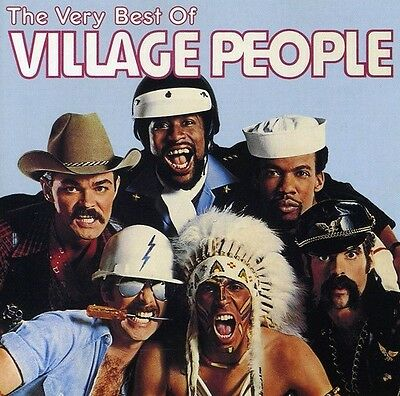 Village People The Best of the Village People (New CD)