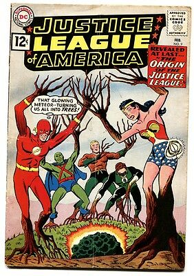 Justice League Of America #9 comic book green lantern arrow-flash-wonder woman