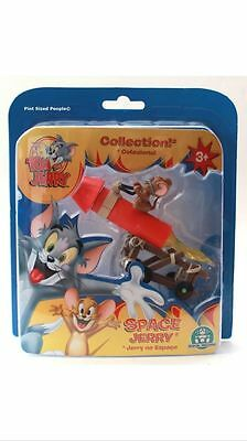 Tom and Jerry Classic Chaos Collection Action Figures - Space Jerry
