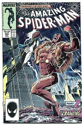 Amazing Spider-Man #293 1987-Marvel Comics Nm