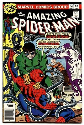 AMAZING SPIDER-MAN #158comic book-Bronze Age-Doctor Octopus VF/NM