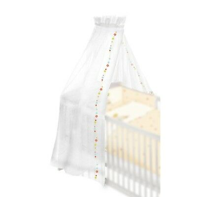 Träumeland TT12104 Canopy Bear for Baby bed