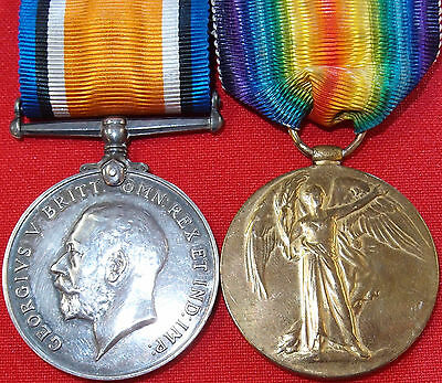 Ww1 British Royal Naval Air Service Medal Group J. Lister