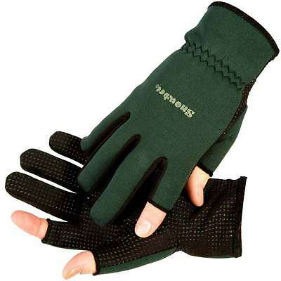 Snowbee Lightweight Neoprene Gloves - 13141 -Size Large