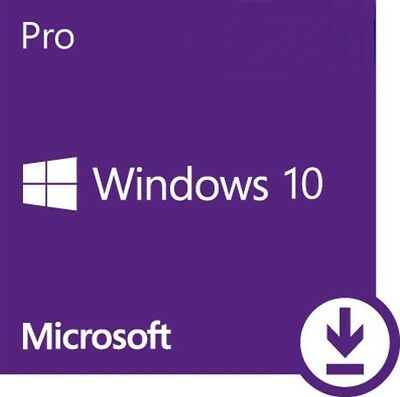 Windows 10 Professional Pro 32/64 BIT Licenza - Product Key