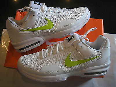 Nike Air Max Cage Grass Tennis Shoe Uk 10.5 Eur 45.5 New/box Model 584948 130