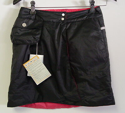 Nike Termore Reversible Skort Size 2 Black and Pink NWT $89.99 Retail
