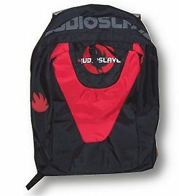 Audioslave Classic Fire Logo Blk Back Pack New Backpack
