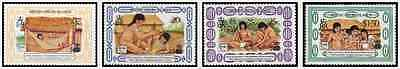 Timbres Iles Vierges 622/5 ** lot 17546