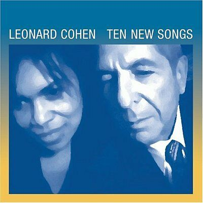 Leonard Cohen Ten New Songs Lp Vinyl 33Rpm New