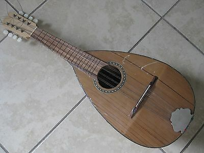 Vintage Antique Mandolin Project Repair Parts Restore