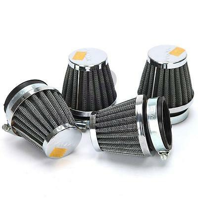 4x 48mm Motorcycle Air Filter / POD Air Filters