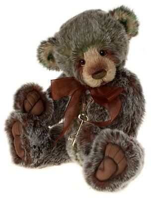 New **COLLECTABLE HANDMADE FULLY JOINTED CHARLIE BEAR ~ LOULABELLE** 43cm