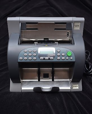 Talaris EV8650 Money Currency Counter Cash Bills Bank Notes Counting Machine