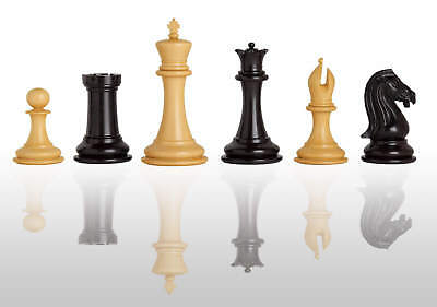 "The Frank Camaratta Signature Luxury Chess Set - Pieces Only - 4.4"" King - Genui"