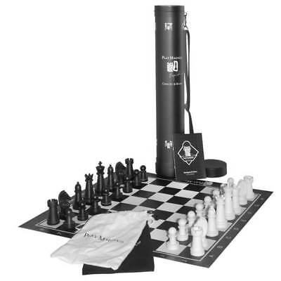 Play Magnus Chess Set - Pieces Only & Board Combination