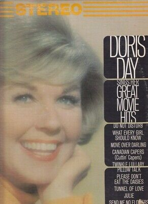 Doris Day . Her Great Movie Hits . 1966 Harmony LP