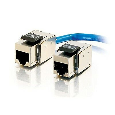Cables To Go CAT6 Tooless Shielded Keystone Jack