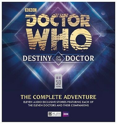 Doctor Who: Destiny of the Doctor The Complete Adventure Audio Drama  Big Finish