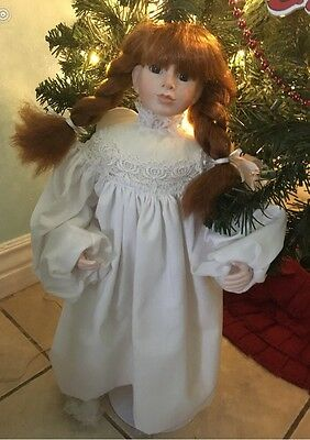 department 56 Christmas  - ANGEL DOLL 4562-4