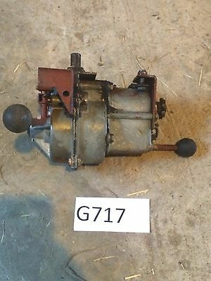 "Amf Model 12700000 Rotary 24"" Riding Mower Gear Box Transmission"