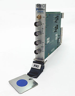 National Instruments Ni Pxi-4461 2-Input 2-Output Dynamic Signal Analyzer Pxi