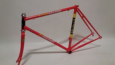 New Raleigh limited edition 54cm Reynolds 525 Frame And Forks