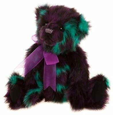 New **COLLECTABLE HANDMADE FULLY JOINTED CHARLIE BEAR ~ SMUDGE** 30cm